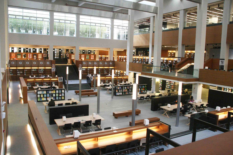 Book Study Room Library Umanitoba